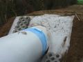 Naprawa rurociągu Bogusławice - Bagno Stare